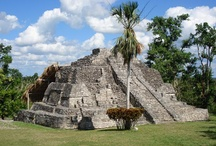 Ruins & Rainforests / Mysterious and full of wonders unknown, take a look into the Mexican world of ruins and jungles.