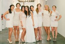 Wedding -- Bridesmaids / by ARG