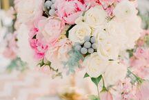Wedding Reception Floral Arrangements