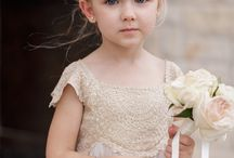 Flower Girl / Ring Bearer