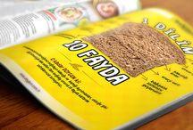 DOYGUN EKMEK / Doygun Ekmek için hazırladığımız afiş taslakları..