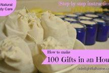 Gift Ideas (for dummies like me) / DIY gift to give this xmas