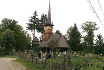 Old wooden Church - Romania