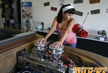 Hot Rod Girls / by Tracy Owen