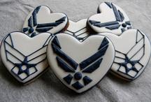 Military/patriotic cookies