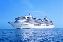 """Crystal Cruises / Croisières de luxe en formule """"tout compris"""". Navires de 922 à 1070 passagers."""