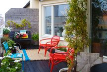 Home balcony porch hallway / balcony, porch, hallway