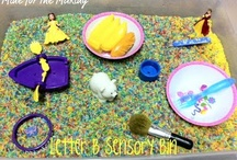 Learning from the bestest / Ideas for my preschool classes  / by Spencer Ehret