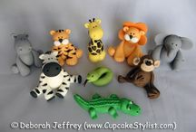 Animal toppers