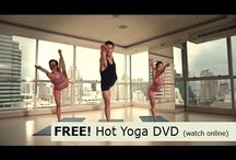 hot yoga video