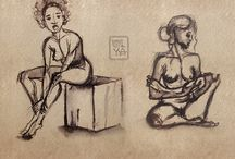 My Life drawings