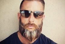 Only mens beard