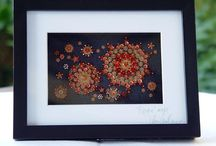 Bead Work Embroidery / by Jeri Kelly