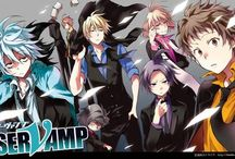 Servamp / Kuro-senpai *.* Go to sleep