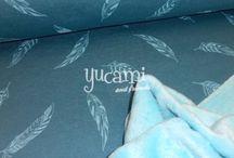 YUCAMI Kinderstoffe / Stoffe und Nähzubehör für Nähbegeisterte