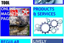 Advertise with us and business pages