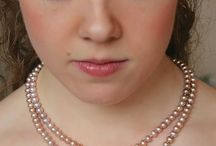 Pink Pearls / From blushing bride to boardroom boss, pink freshwater-cultured pearls are a subtle, sensual way to ensure all eyes are on you.