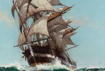 Deniz ve Gemi