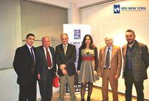 ΙΙΕΚ NEW YORK: Ναυτιλιακές επιτυχίες στην εκπαίδευση! / Ενημερωθείτε για όσα έγιναν στο Σεμινάριο Ναυτιλιακών στο bit.ly/1KnzevN #iny #shipping #ieknewyork #seminar