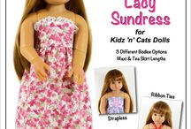 Kidz 'n' Cats 18 Inch Doll Clothes