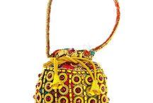 Potli Handbags on Variation