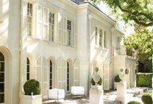 French provincial exterior