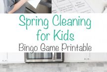 Spring Cleaning / All the best tips and tricks for spring cleaning!