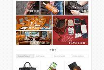 E-Commerce New Website