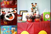 Elijah 1st birthday party ideas