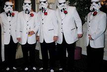 NA NA NA NA... NERD WEDDING!!
