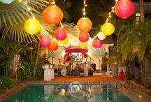 Kate Bentley Events - Real Wedding -  Key West Engagement Party  / #keywestengagementparty #engagementparty #circusthemeparty #balloons #keywestweddingplanners #keywestwedding #katebentleyevents  / by Wedding Planner & Designer-Key West