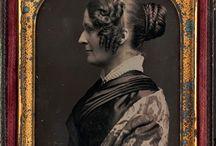 Hair Styles 1840