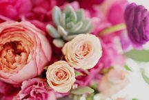 Słodkości i kwiaty