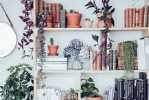 Plants and Books