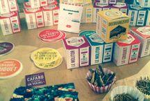 Pop_up store Midipile / L'Equipe de Midipile avait convié 30 bonnes copines à venir découvrir leur sélection de produits pour le moins étonnants et surtout à sélectionner leurs 5 produits préférés !