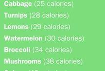 low calorie veggies