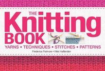 knitting / 編み物のメモ!
