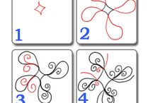 lijn weef patronen