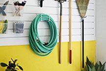 Garage clean up / by Kari Purchase