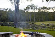 Fire pits & ovens