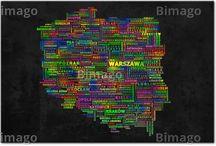 Le monde est à votre portée / Les cartes du monde sur Bimago