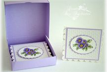 Card Keepers (storage for your cards) / by Donna Neer