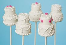 cake pops, truffles, cookies & candy / by Mary Rayfield