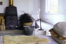 Cosy rooms for winter