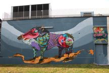 World of Urban Art : ROJO ROMA  [Italy]
