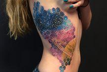 Space tattoo