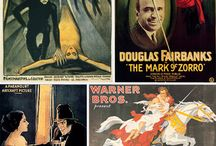 1900's movie posters