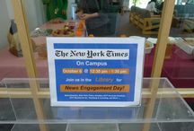 News Engagement Day-10/6/2015 / by Jean Burr Smith Library