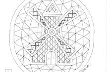 Kantklossen / Bobbin lace - Diversen