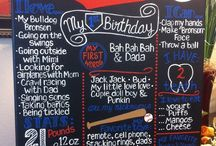 Aishney,s birthday Ideas